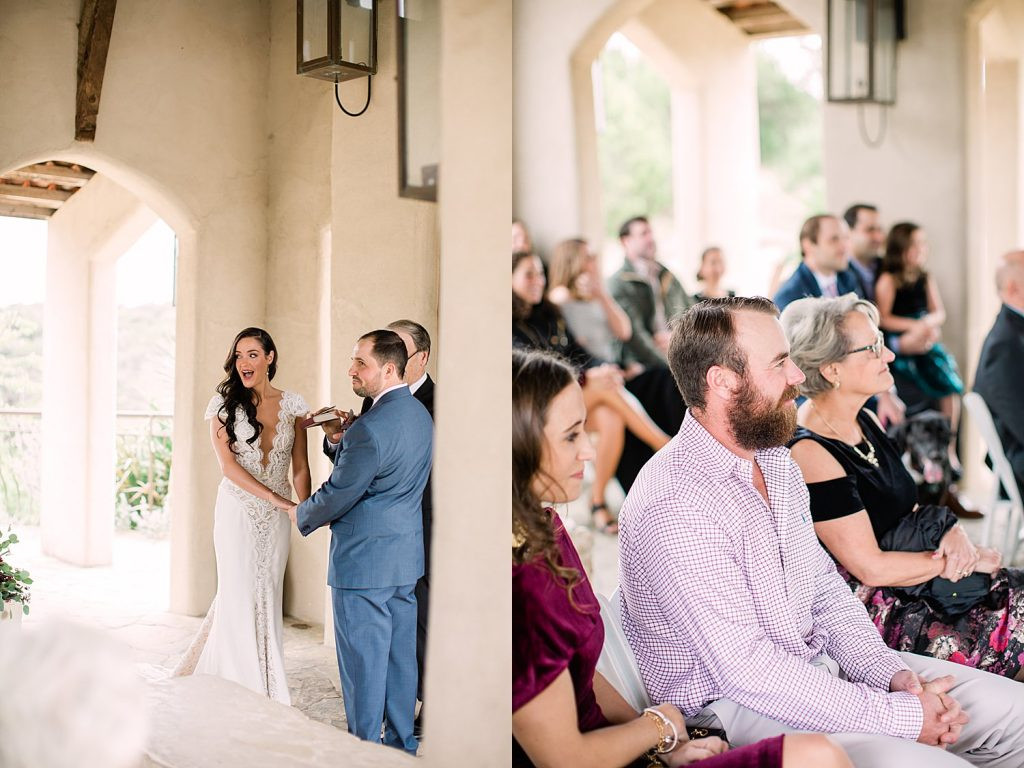 bac6852ee7e Intimate Austin Wedding with Backyard Style Reception