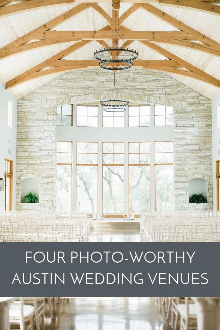 Four Photo-Worthy Austin Wedding Venues