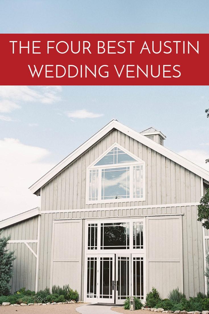 Top Austin Wedding Venues